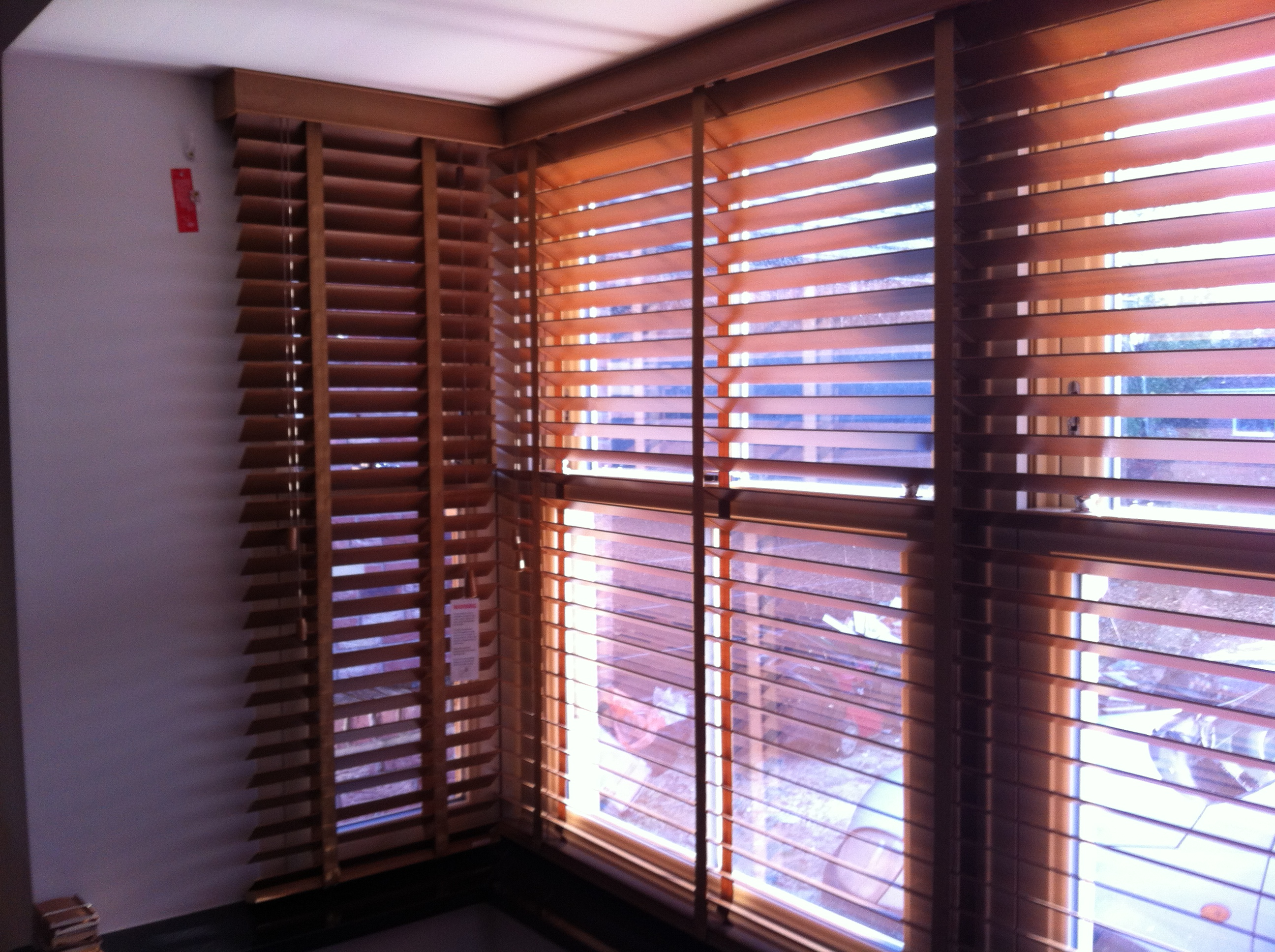 me better faux gardens blinds stores and ip walmart wood homes com white blind near window